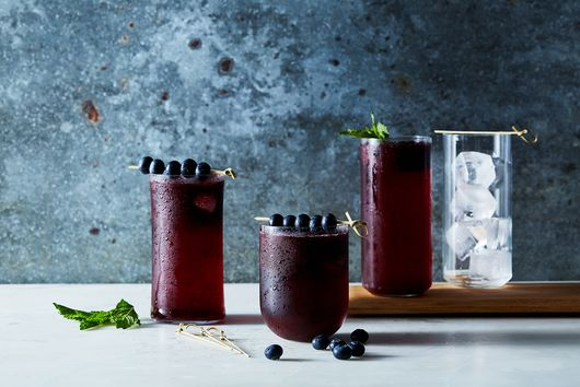 These Little Berries Make a Mighty Agua Fresca
