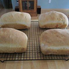 7 grain loaf bread