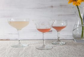 A Rhubarb Bellini for Every Brunch, All Spring