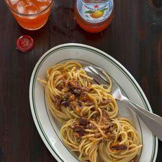 Puttanesca (Spaghetti Alla Puttanesca)- Campania, Primo (First Course)