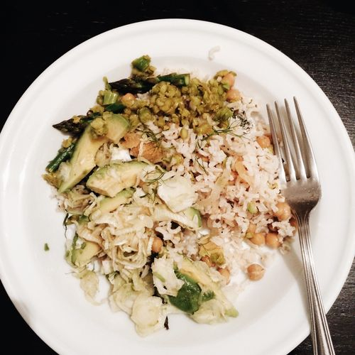 ... basmati rice, mint, onion, asparagus, lemon, chickpea, fennel, cumin