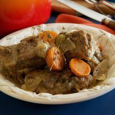 Vinha d'alhos - Portuguese Pork