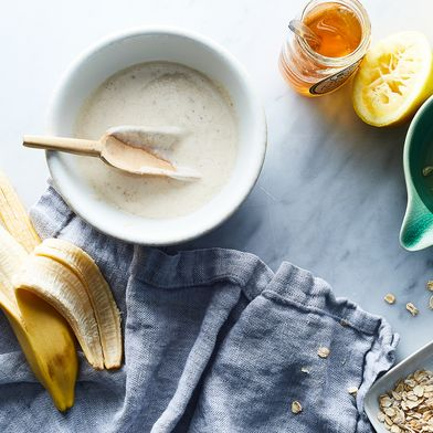 The Quickie Face Mask That's Good Enough to Eat