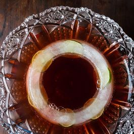 Crimson Bulleit Punch