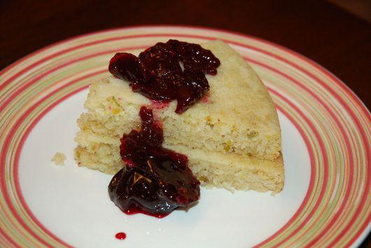 Em-i-lis' Cherry-Cardamom Jam