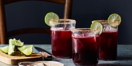 Refresh your winter cocktail menu.