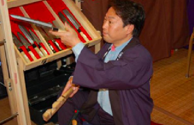 Your Best Soy: Prizes & The Kikuichi Forging Tour