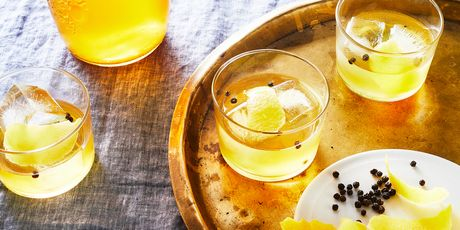 Like lemonade—for adults.