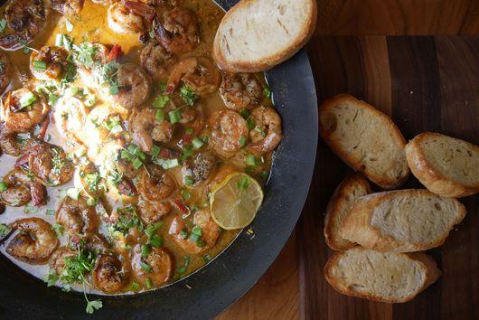 Fragrant Silk Road Barbecue Shrimp