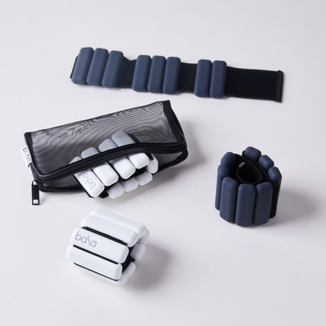 Bala Bangles Adjustable Wrist and Ankle Weights (Set of 2)