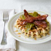 D1cbf75d 2ee8 4937 ab17 0e9d9262d9b7  masa waffle with hatch chiles bacon dailywaffle
