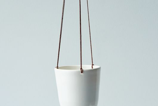 Mini Ceramic Hanging Planter