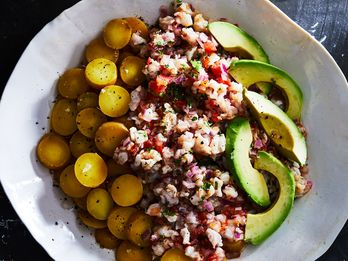 An Ancient Take on Ceviche, Featuring Prawns