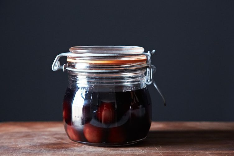 Grappa Cherries from Food52