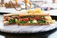 A Perfect Vegetarian Sandwich Grows in Brooklyn