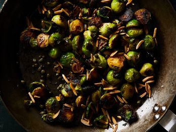The 1 1/2–Ingredient Trick for Ultra-Flavorful Brussels Sprouts (and More!)