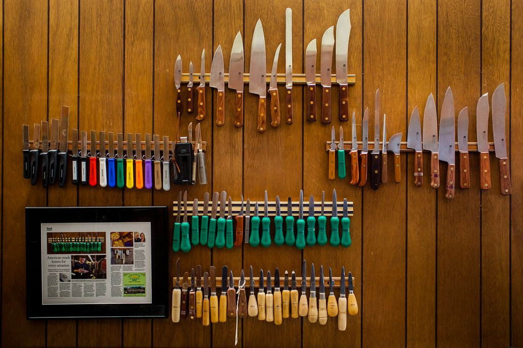 Meet Your Maker -- R. Murphy Knives