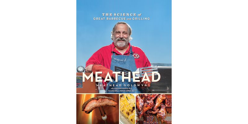 The barbecue whisperer's book, out today!