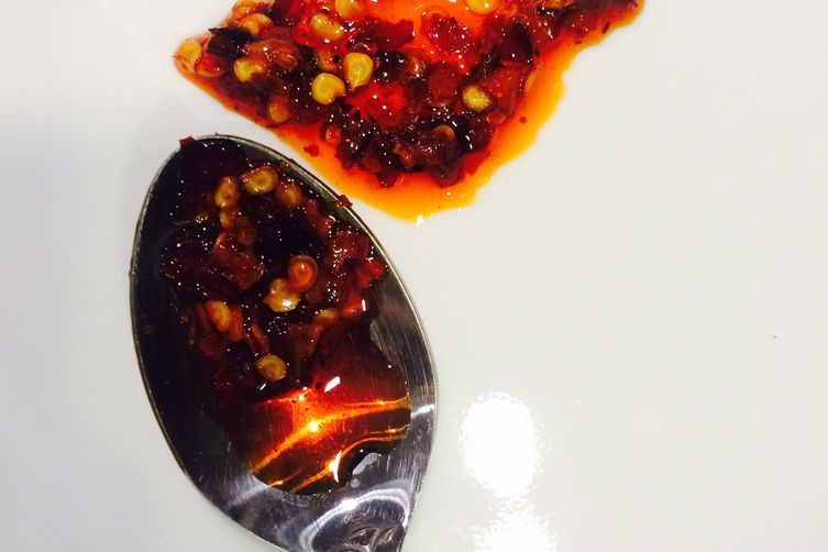 Szechuan/Sichuan-spiced  Chili Oil