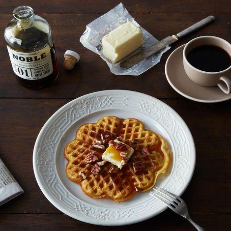 Noble Tonic 01: Tuthilltown Bourbon Barrel Matured Maple Syrup