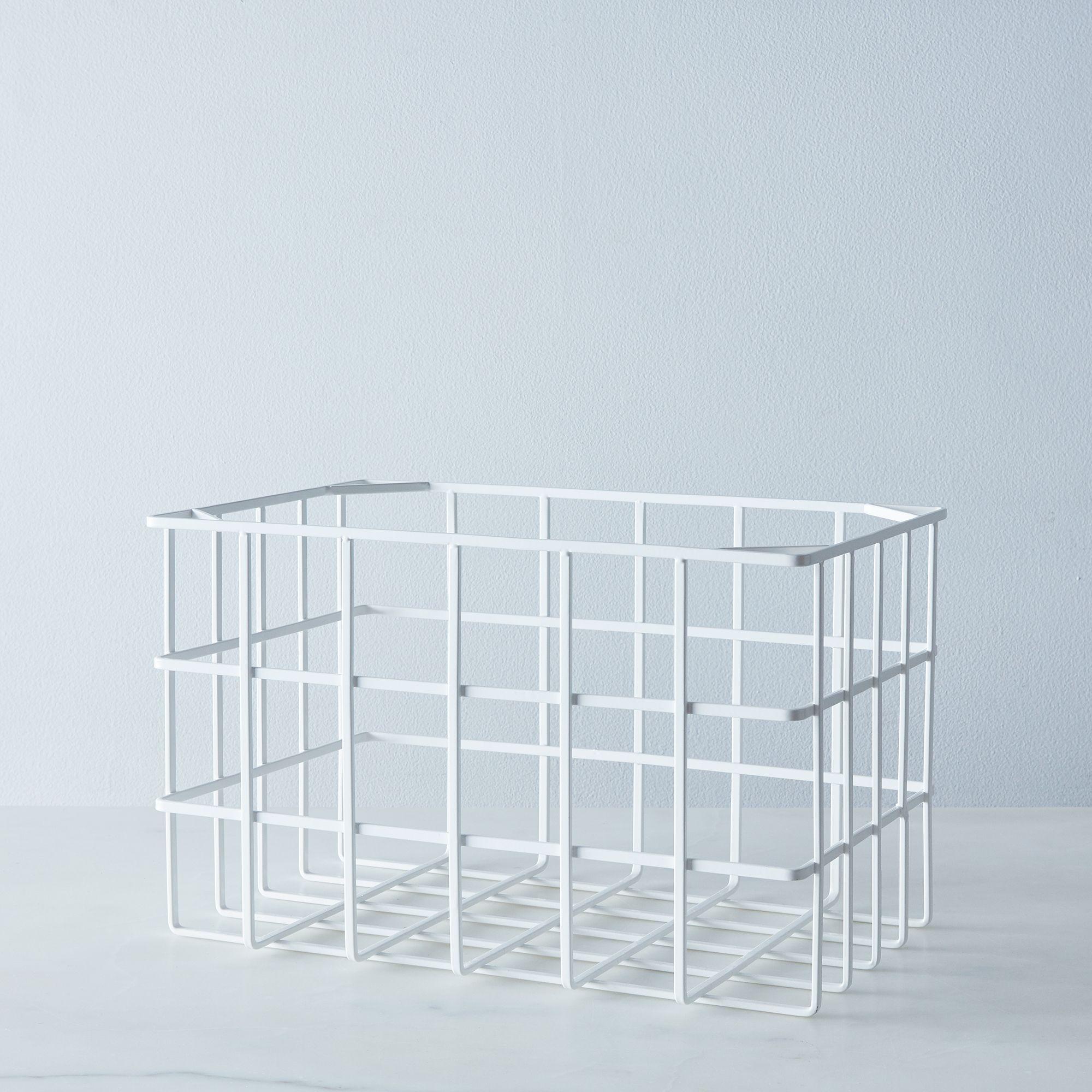 Stackable Steel Basket on Food52