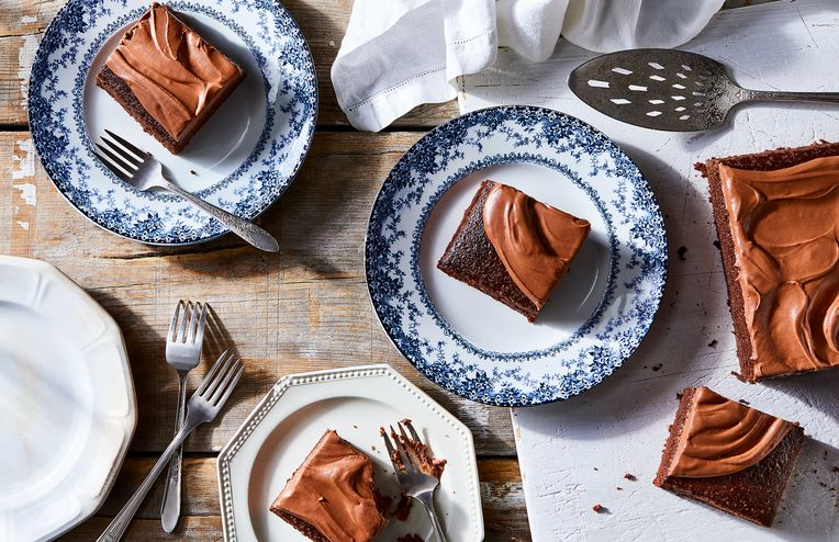 Why I'll Never Stop Baking Mom's Groovy Chocolate Cake