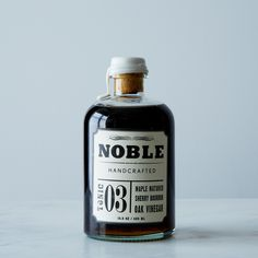 Noble Tonic 03: Spanish Sherry Vinegar