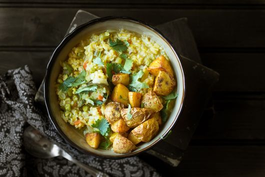 A One-Pot Indian Comfort Food for Sickness & Health, Summer & Winter