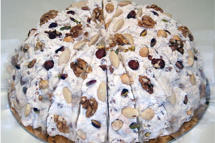 Italian Nougat Cake