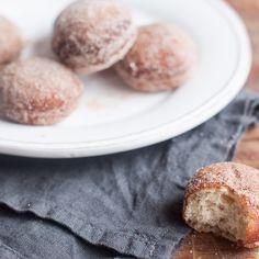 Bomboloncini (Italian doughnut holes)