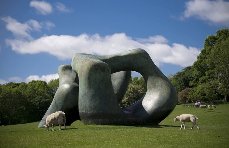 An Unexpected Place to See Art in Yorkshire