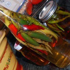 Pepper Vinegar-Table Staple Condiment