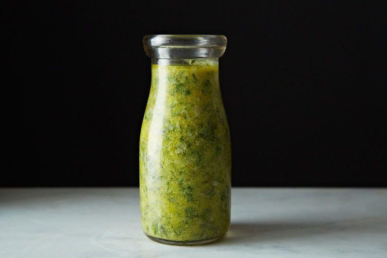 Green Goddess Dressing on Food52