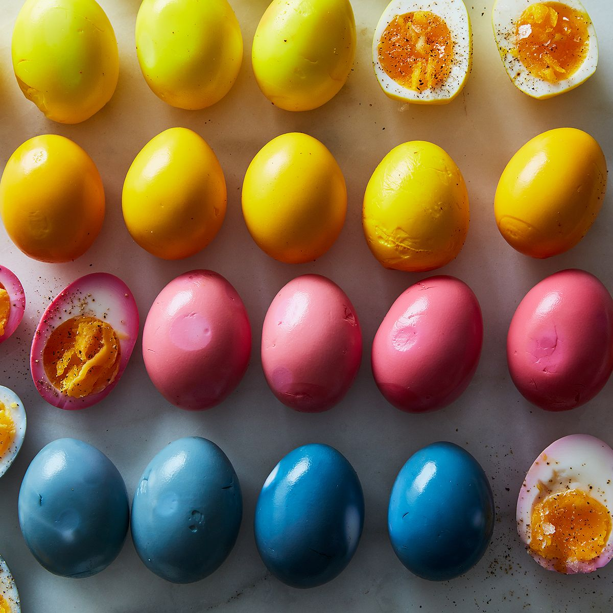 How to make any kind and color of pickled eggs forumfinder