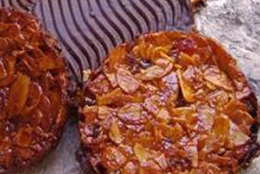 Elegant Fiorentines Biscuits