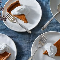 A Gluten-Free Pumpkin Pie With a French Story to Tell