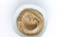 Black Garlic White Bean Hummus