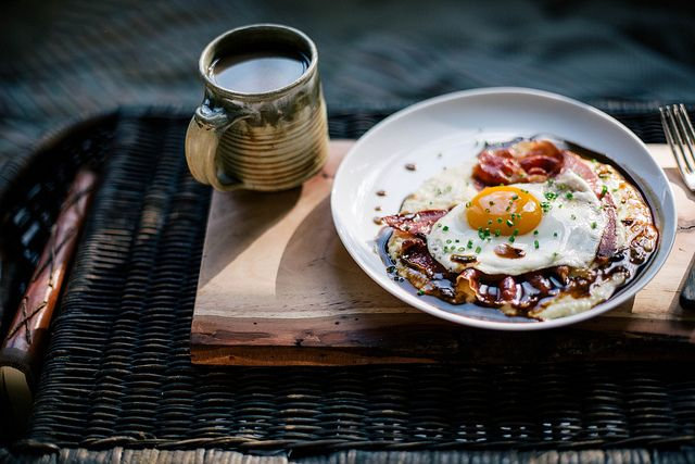 Goat's Milk Grits from Food52