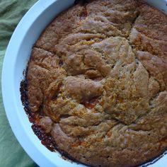Marbled Jam Cake