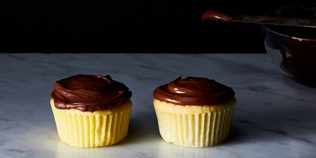 Yup: just chocolate, butter, salt, and a soon-to-be pantry staple