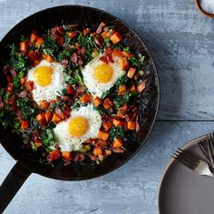 How to Make Breakfast Hash Without a Recipe