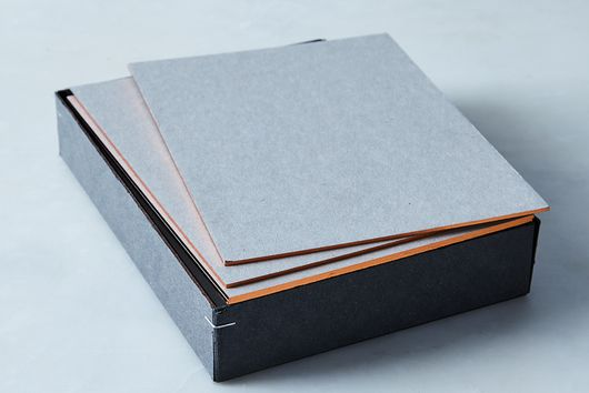 Copper-Edged Cards