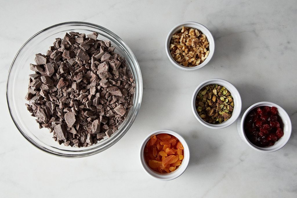 How to Make Chocolate Bark Without a Recipe