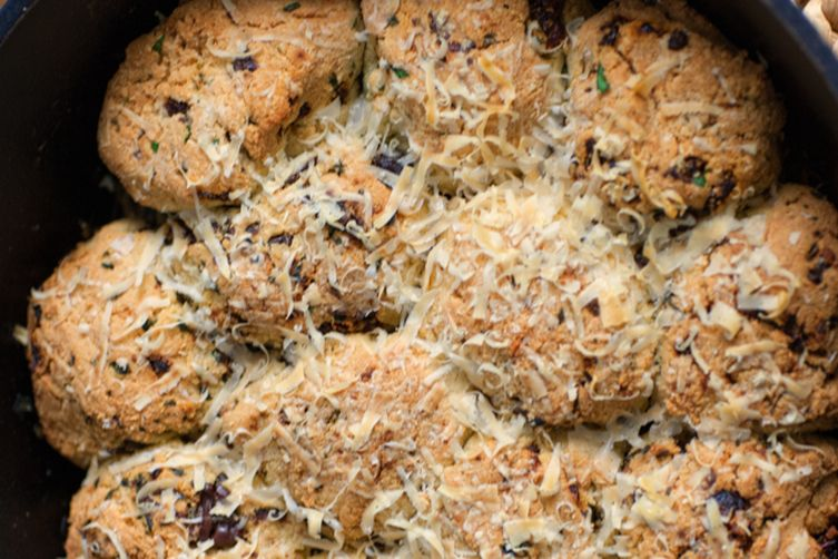 Cast Iron Savoury Scones