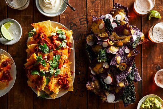 Invite These No-Recipe Nachos to Your Super Bowl Party