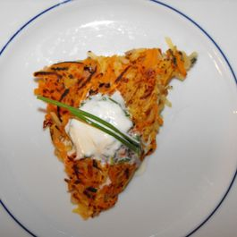 Triple Root Rosti