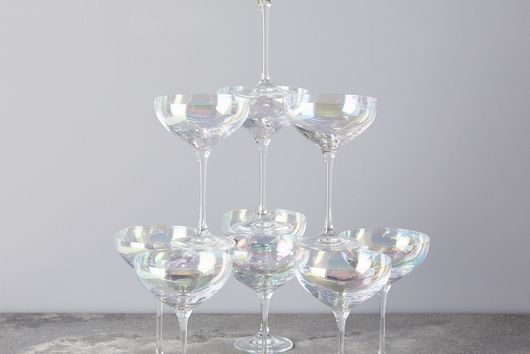Champagne Tower (Set of 10)