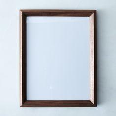 Geometric Wood Frames