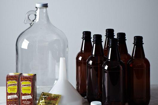 DIY Ginger Beer & Sarsaparilla Kit