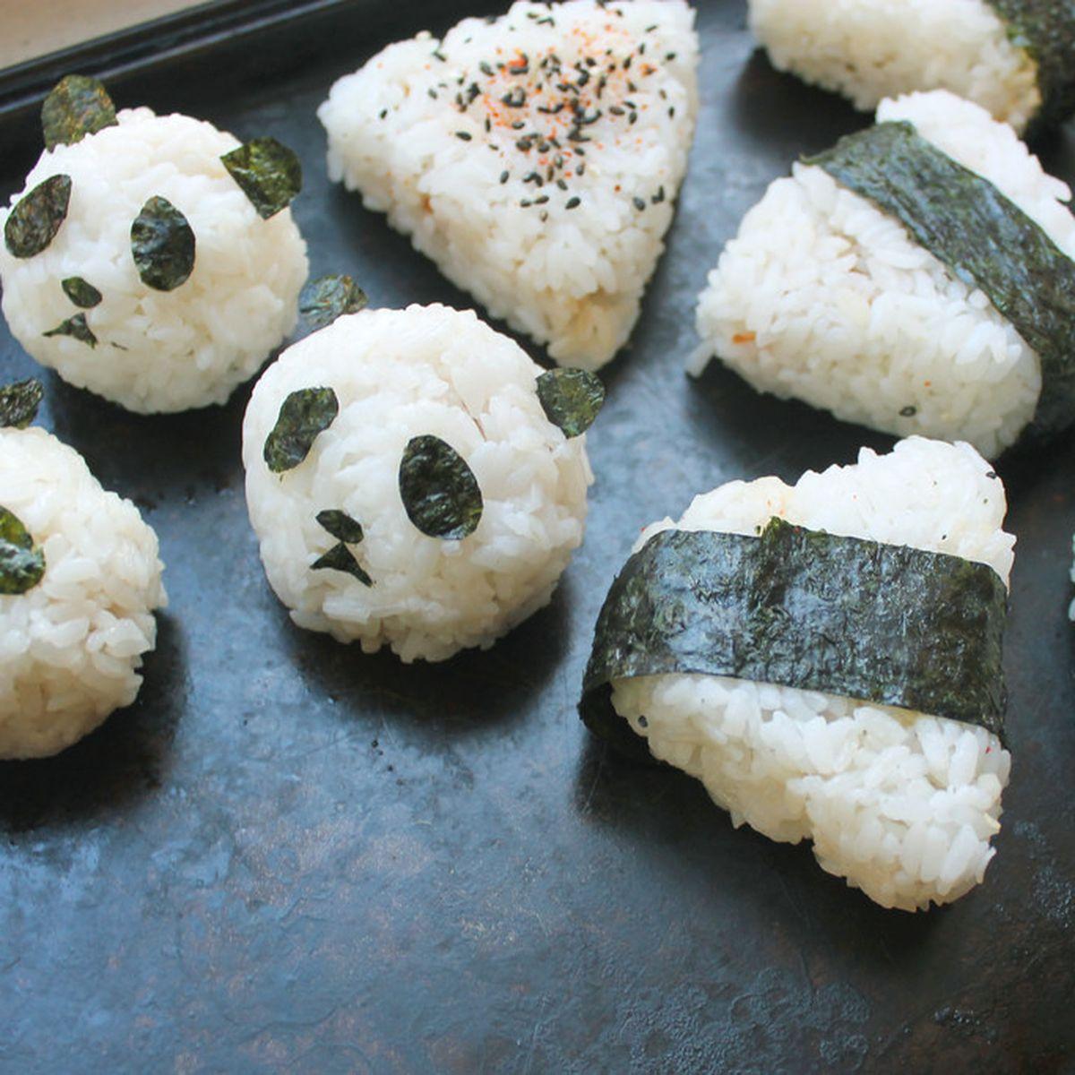 Onigiri 101 How To Make Japanese Rice Balls Diy Lunch Recipes